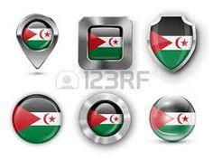 Western Sahara, Flag Vector, Westerns