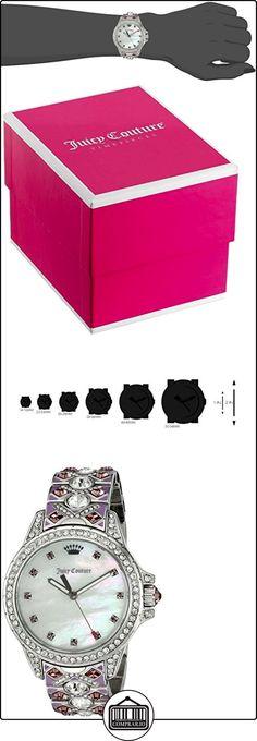 Juicy Couture Damas Malibu Analog Business Cuarzo: Batería Reloj 1901435  ✿ Relojes para mujer - (Lujo) ✿