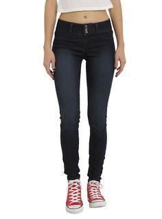 Blackheart Indigo Super Skinny Jeans,