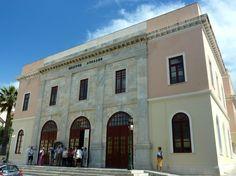 Syros - Ermoupoli - Opéra