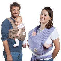 Fascia porta bebè in cotone