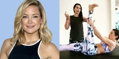 How Kate Hudson's No-Equipment Abs Exercise Works Your Entire Core