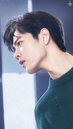 Korean Haircut, Handsome Actors, Handsome Guys, Cute Korean Girl, My Idol, Hair Cuts, Husband, Celebs, My Love