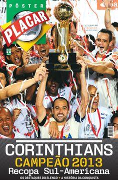 July 17, 2013 - Sport Club Corinthians Paulista - Recopa Sul-Americana Champion 2013