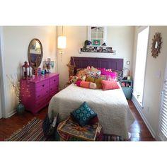 My boho room
