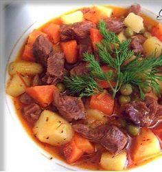 Tas Kebabi (Kebap in an Earthenware Bowl) Recipe  http://www.yemek-tarifi.info/english/recipe.php?recipeid=36