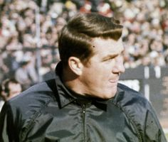 Alex Webster, head coach from 1969-1973