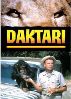 """""""Daktari"""" (TV Series 1966–1969) - I was but a youngsterwhen this was on, but I remember Clarence the cross-eyed lion and Judy the Chimp."""