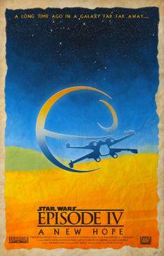 'Original Star Wars Trilogy' by Daniele Rossini.