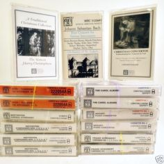 15-MHS-Musical-Heritage-Society-Classical-Music-Cassettes-Beethove-Mozart-Bach