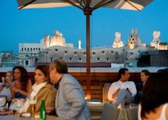 Top 29 Roof Terraces in Barcelona 2020 ~ Stunning Rooftop Views Majestic Hotel Barcelona, W Hotel Barcelona, Mercer Hotel, Gran Hotel, Best Rooftop Bars, Plunge Pool, Rooftop Terrace, Outdoor Pool, Hotel Offers
