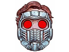 Guardians Of The Galaxy 2014!! Star Lord, Peter Quill!!