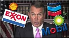 Corrupt John Boehner Invested In Oil Companies Then Pushed Keystone XL