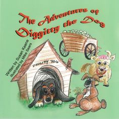 The Adventures of Diggitty the Dog teaches kids about how apples are grown. Fun learning. Makes every child want to grab an apple for a snack.