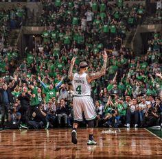 Isaiah Thomas Celtics Basketball, Basketball Is Life, Basketball Teams, Boston Sports, Nba Sports, Isiah Thomas Celtics, Isaih Thomas, Marcus Smart, Celtic Pride