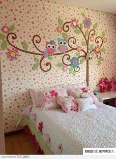 Pokój dla małej księżniczki - Kobieceinsp…