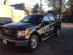 Carrollton (IL) Police Ford F-150