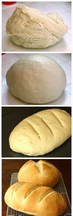 Simple One Hour Homemade Bread Recipe                                                                                                                                                     More