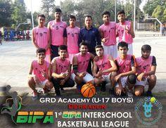 GRD Academy  Vs  Doon International (Riverside)