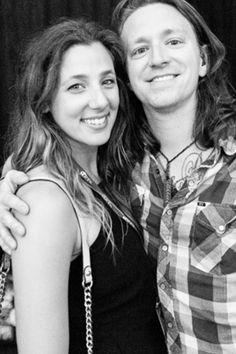 Danny Duncan and Lindsey Bell. DLV.