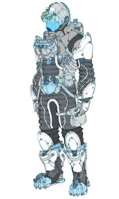 Dead Space concept art *