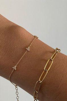 Dainty Jewelry, Cute Jewelry, Gold Jewelry, Jewelry Box, Jewelry Accessories, Fashion Accessories, Fashion Jewelry, Dainty Bracelets, Star Jewelry