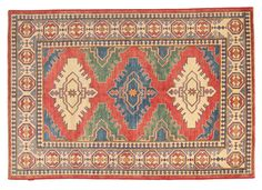 Kazak tapijt 175x255