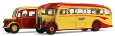 Bedford, Aec, Englishe Coach, Collect, Models, Hobby