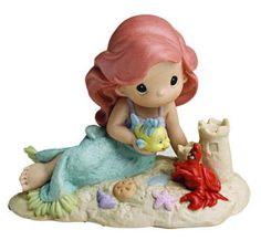 """Precious Moments Ariel """"Part Of Your World"""""""