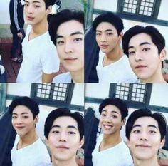Asian Actors, Korean Actors, Ji Soo Nam Joo Hyuk, Ji Soo Actor, Jong Hyuk, Tae Oh, Nam Joohyuk, Moonlight Drawn By Clouds, Weightlifting Fairy