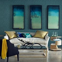 From colour to decor, hundreds of living room pictures to inspire