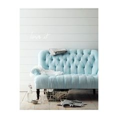 """an idea for apartment """"feeling blue"""" #rainie-minnie ❤ liked on Polyvore featuring backgrounds"""