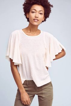 T.la Lana Top - Organic cotton