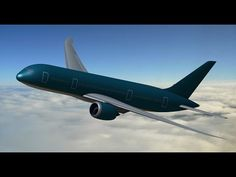 Catia V5- Tutorial : How to design An Aircraft on Catia- Boeing 787- Part 1 - YouTube