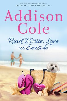 """Read """"Read, Write, Love at Seaside"""" by Addison Cole available from Rakuten Kobo. Sweet with Heat: Seaside Summers features a group of fun, flirty, and emotional friends who gather each summer at their . Book 1, The Book, Best Free Kindle Books, Beach Reading, Great Books, Bestselling Author, Seaside, Books To Read, Romance"""