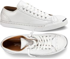 Converse Jack Purcell Brogue Leather