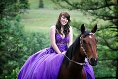 purple dress, bay mare, Beauty and Beloved by Robyn Louise Photography | Grads and Horses | http://beautyandbeloved.com Cariboo, Quesnel, Williams Lake, BC, 100 Mile House, Equine Photographer, Horses and dresses, horses and grads, horses and seniors, senior pictures with horses, cowgirl, grad dress and horse, riding horse in dress, prom dress, grad dress, wedding dress