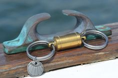 Hey, I found this really awesome Etsy listing at http://www.etsy.com/listing/154996194/valet-keyring-for-town-and-country