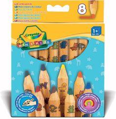eJero : Maxi matitoni Crayola
