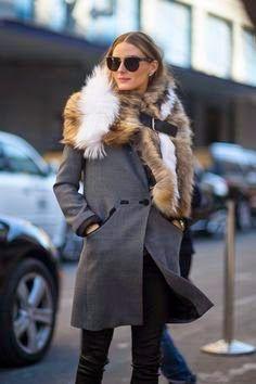 El Olivia Palermo Lookbook