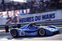 1998 Ferrari 333 SP  Ferrari (3.997 cc.) (A)  Michel Ferté  Pascal Fabre  François Migault