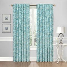 Waverly Do the Twist Curtain Panel - Walmart.com