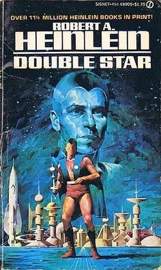 Double Star by Robert Heinlein