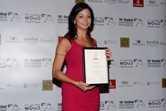 """#Zeina #Daccache wins multiple awards at DIFF2013 for her #documentary about female inmates """"SCHEHERAZADE'S DIARY"""" #prison #women #drama #therapy #Lebanon #DIFF #HRWFF #anaarabcinema #ANA2014"""