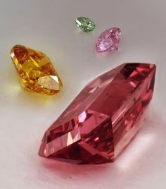 why buy colored diamonds?