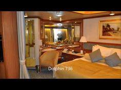 Wheelchair Access on the Emerald Princess Cruise Ship - YouTube