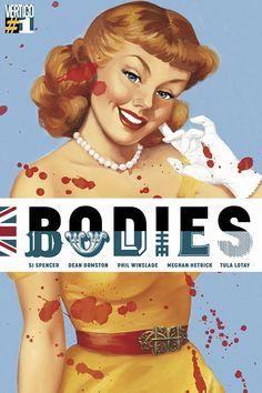 Bodies by Si Spencer (Vertigo Comics)