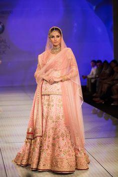 Fashion: Tarun Tahiliani Bridal Collection at India Bridal Fashion Week 2014