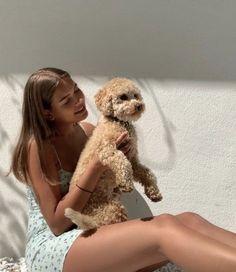 Cute Puppies, Cute Dogs, Foto Instagram, Insta Photo Ideas, Cute Creatures, Cute Baby Animals, Animals Dog, Girls Best Friend, Dog Mom