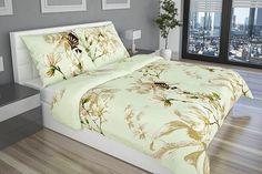 Prineste si kus prírody do svojho domova luxusnými posteľnými obliečkami Magnolia!